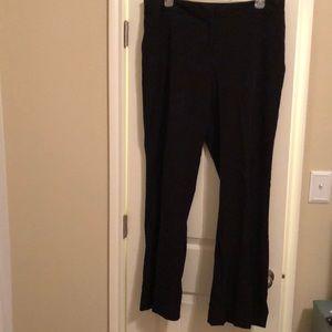 Worthington Black Trousers 18 Long